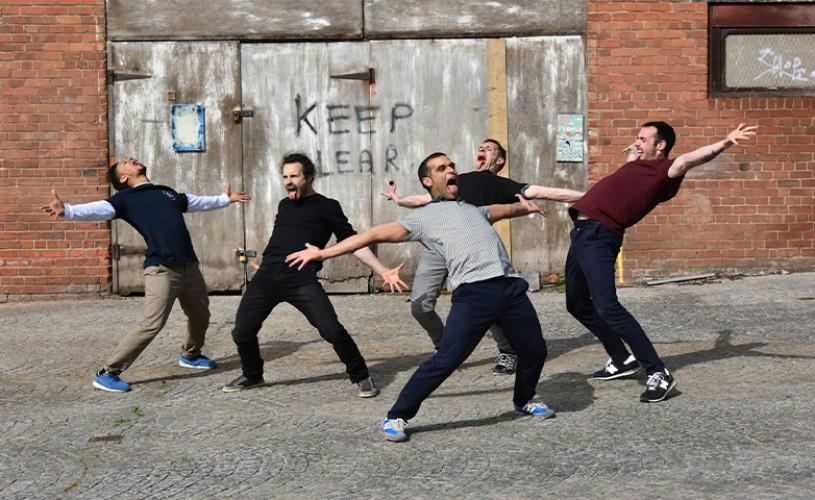"""FITS 2019. """"Of Man and Beast"""": prin dans, despre frământările și emoțiile masculinității"""