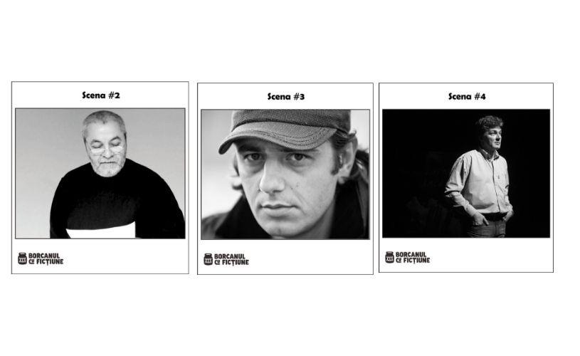 Borcanul cu Ficțiune, o platformă de creație pentru tinerii scenariști de film