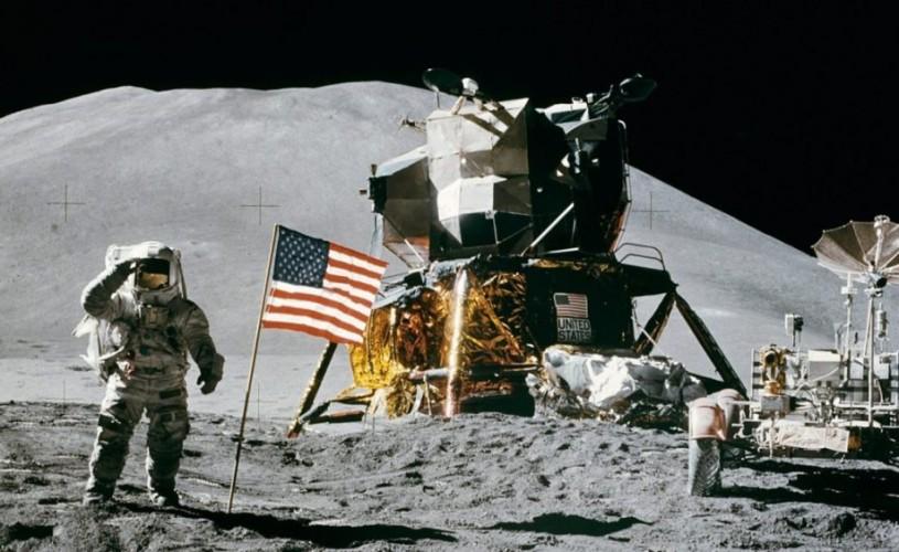 """""""Aselenizarea: Înregistrările pierdute"""". Un documentar marca HISTORY, la 50 de ani de la primul pas al omului pe Lună"""