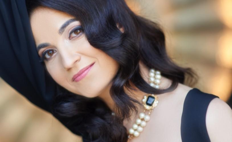 Soprana Teodora Gheorghiu – seară de arii din opere și lieduri celebre la Ateneu