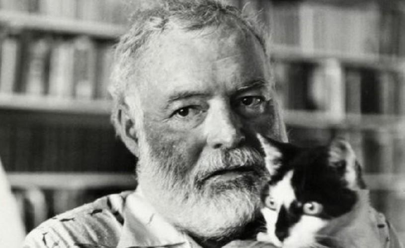 10 întâmplări din viața lui Ernest Hemingway
