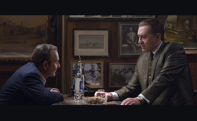 THE IRISHMAN –  first trailer (recomandat de Cinesseur)