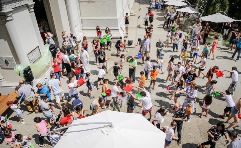 Festivalul Strada Armenească, ediția a-VI-a, 2 -4 august, București