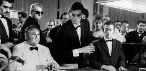 Undeva, cândva... Alain Delon, Mélodie en sous-sol