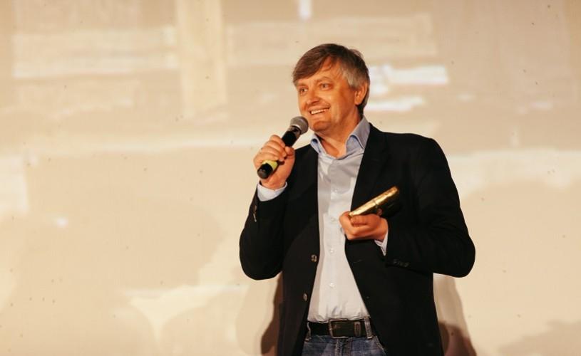 Sergei Loznitsa a primit Trofeul ANONIMUL 2019 pentru contribuția sa la frumusețea cinematografiei universale
