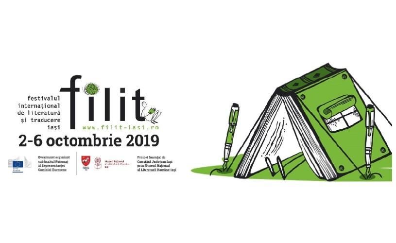 Zeci de scriitori români și traducători de literatură română vor fi prezenți la FILIT