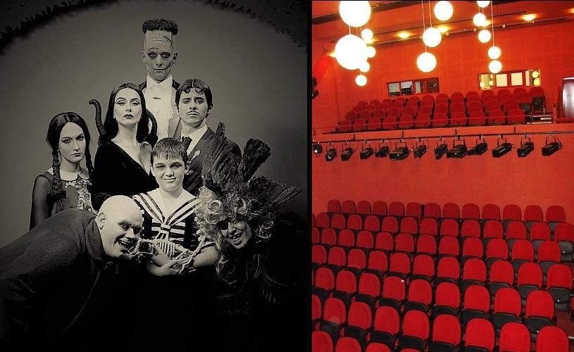 FAMILIA ADDAMS deschide noua stagiune a Teatrului EXCELSIOR