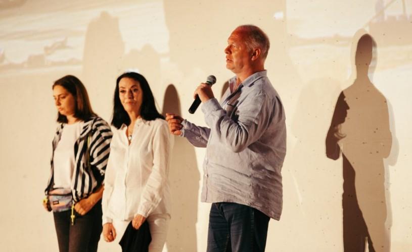 Vlad Ivanov, Julieta Szönyi, Pavel Bartoș și Șerban Pavlu pe scena ANONIMUL 2019