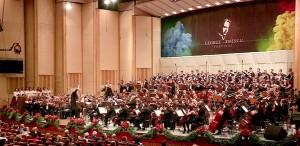 """Festivalul """"George Enescu"""". Trinitas TV - broadcaster oficial, TVR transmite concerte şi interviuri"""