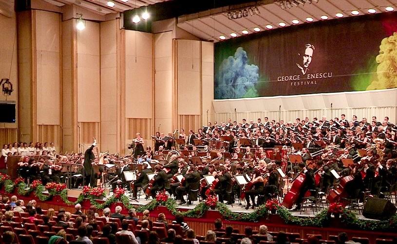 """Festivalul """"George Enescu"""". Trinitas TV – broadcaster oficial, TVR transmite concerte şi interviuri"""