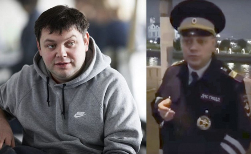 Undeva, cândva… Actor rus arestat pentru că a jucat rolul umui poliţist beat