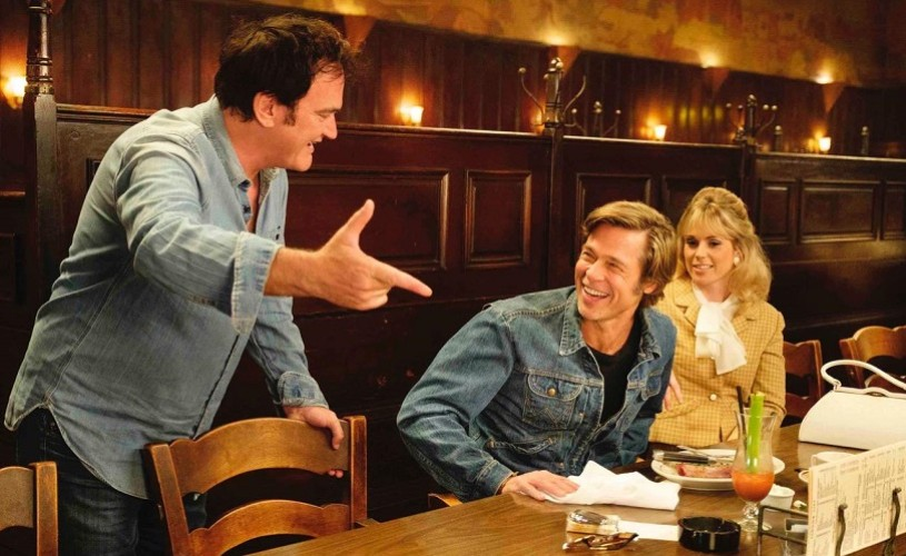 """Tarantino revine în stil mare, cu """"Once Upon A Time In Hollywood"""""""