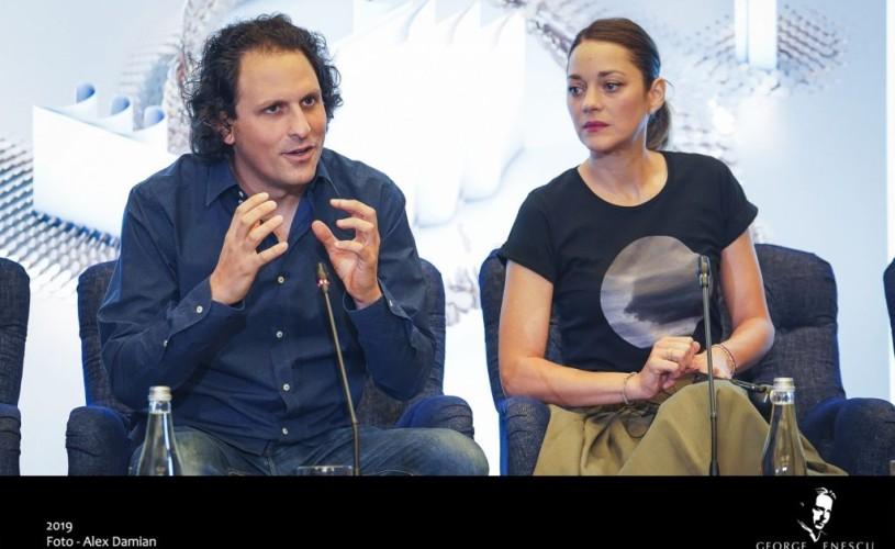 Festivalul Enescu 2019: Marion Cotillard e Ioana d'Arc, într-un spectacol dincolo de clasificări