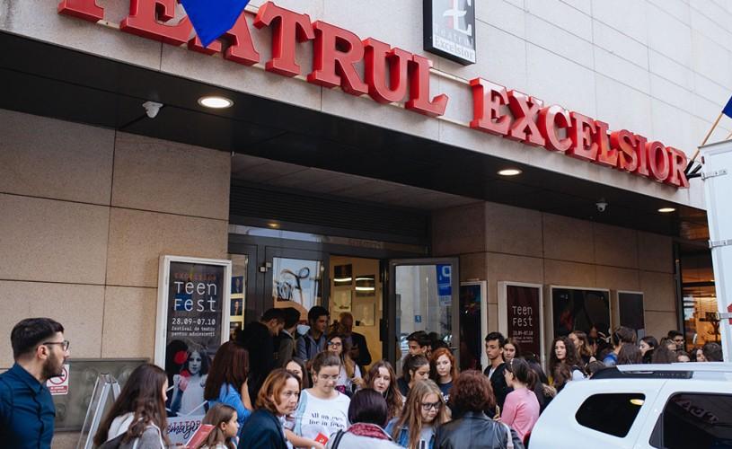 Au mai rămas zece zile până la Excelsior TEEN-FEST!