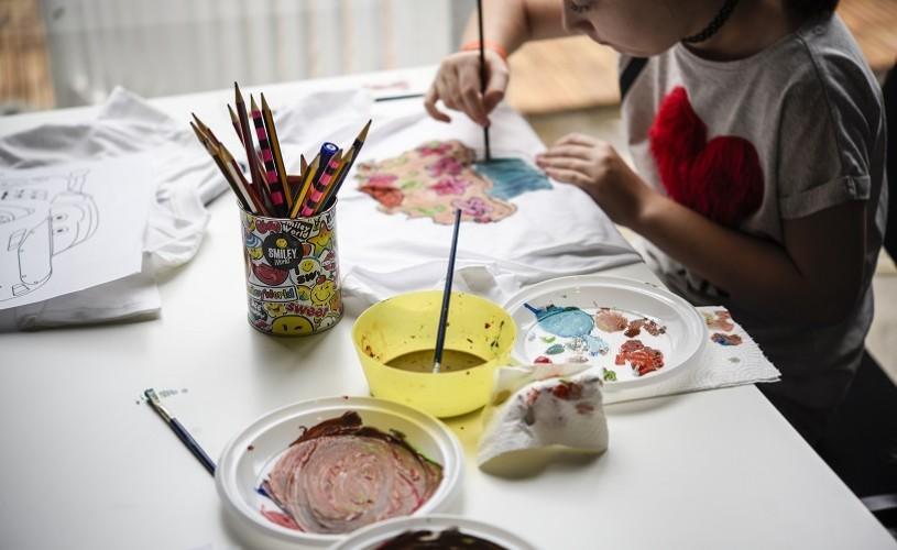 Copiii sunt invitați să-l descopere pe marele pictor român Nicolae Tonitza, la Art Safari Kids