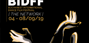 Începe Bucharest International Dance Film Festival!