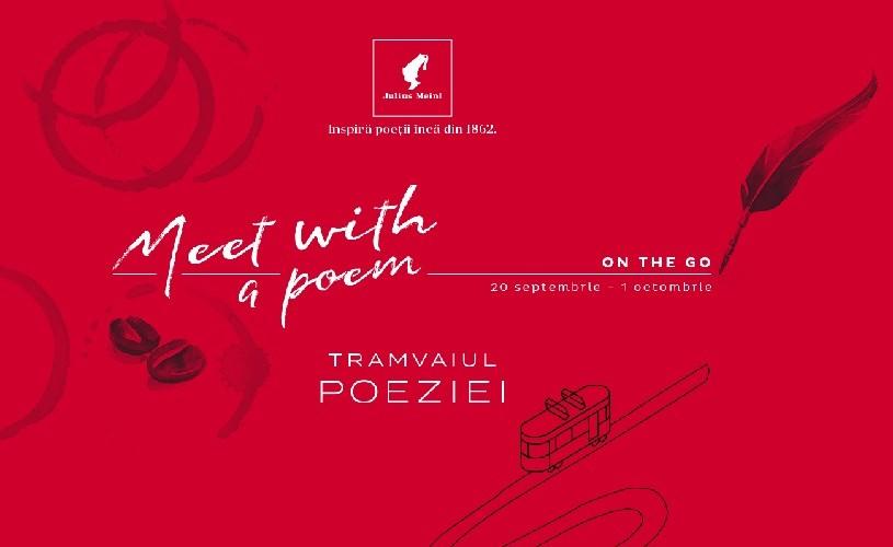 Prin București, cu Tramvaiul Poeziei