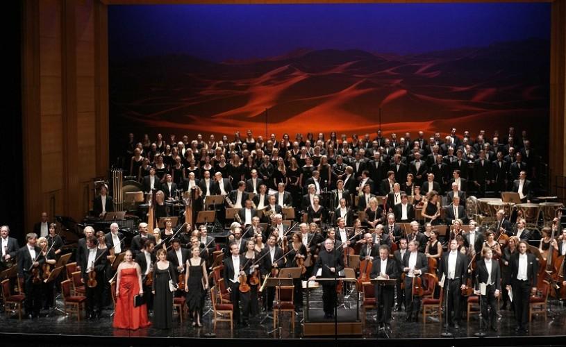 Premieră absolută în România:Moise și Aron,de Arnold Schönberg