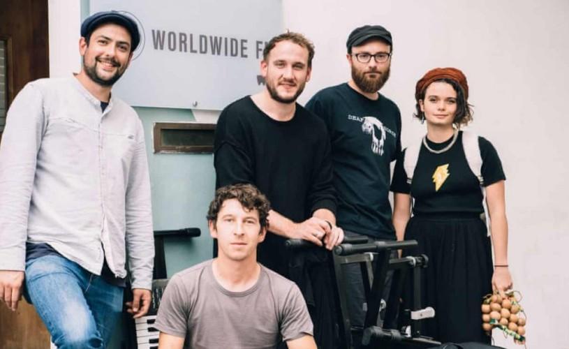 Artiști internaționali, prezenți în Sfântu Gheorghe la pulzArt