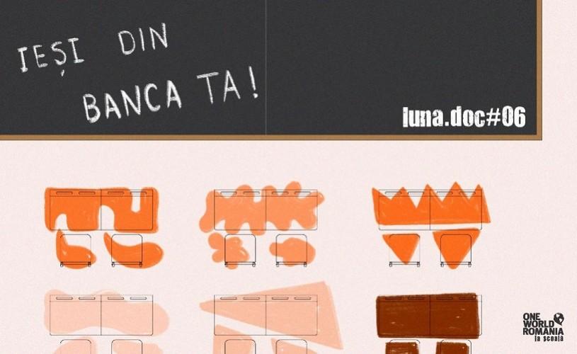 Începe luna.doc#6 cu tema EDUCAȚIE!