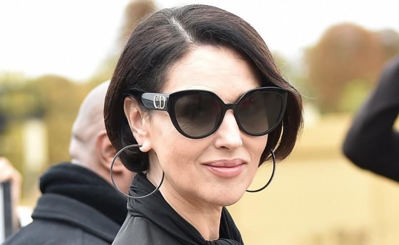 Monica Bellucci, 55! Frumoasa actriță italiancă și-a schimbat tunsoarea de ziua sa