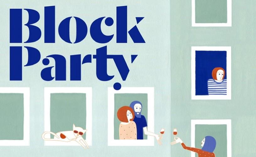 Block Party în District 40 | ediția a II-a, între 28 și 29 septembrie, pe strada I.L. Caragiale din București