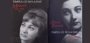 Despre Annie Bentoiu și