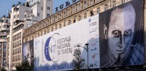 Festivalul Național de Teatru se deschide cu expoziția Doinei Levintza