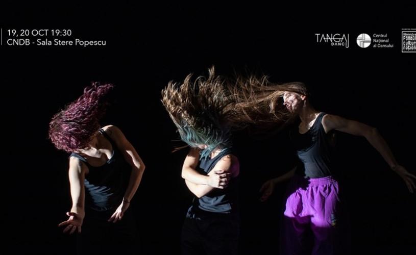 DAUGHTERS, în premieră la Centrul Național al Dansului București pe 19 și 20 octombrie 2019