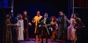 """""""Arlecchino și pierdutele iubiri"""", în cadrul Festivalului Național de Teatru"""