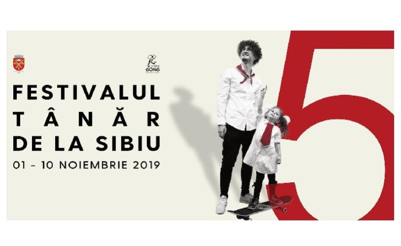 Cinci spectacole vor marca 30 de ani de la Revoluție, în Festivalul Tânăr de la Sibiu