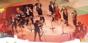 Clasic chic de toamnă la ParkLake cu violonistul Răzvan Stoica