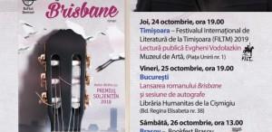 Evgheni Vodolazkin revine în România