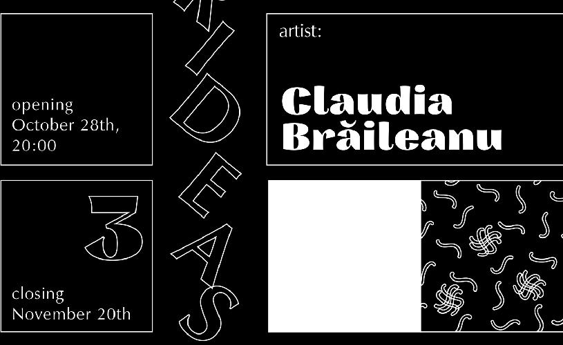 Control Club prezintă o instalație a artistei Claudia Brăileanu