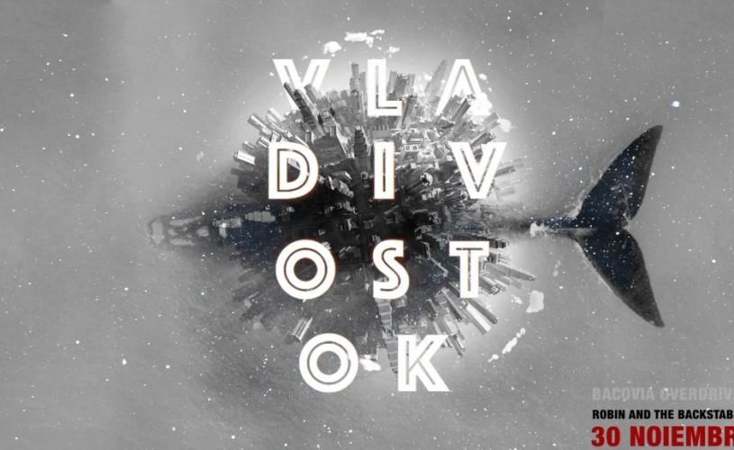 Robin and the Backstabbers lansează Vladivostok 2 – o nouă piesă de pe viitorul album Vladivostok