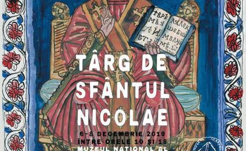 Târg la Muzeul Țăranului Român: Sfântul Nicolae și darurile lui