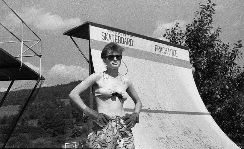 O bulă de libertate atipică în Cehoslovacia