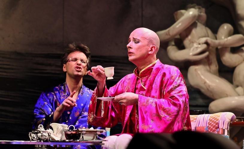 4 spectacole savuroase, la Teatrul Metropolis