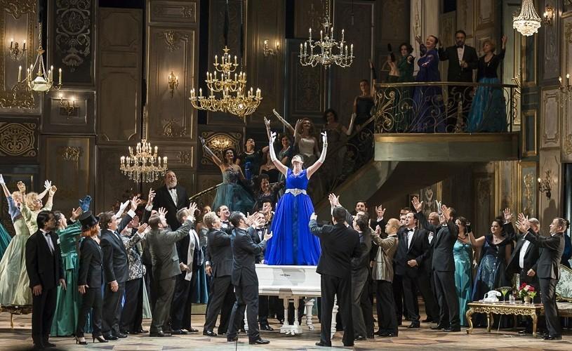Spectacole impresionante în decembrie, la Opera din București