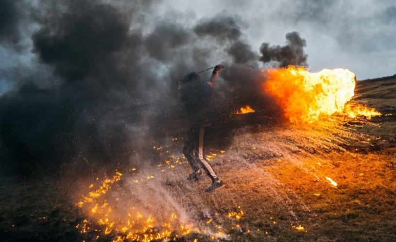 """""""The Birth of Violence"""" are premiera mondială în cadrul  Festivalului Internațional Europalia"""