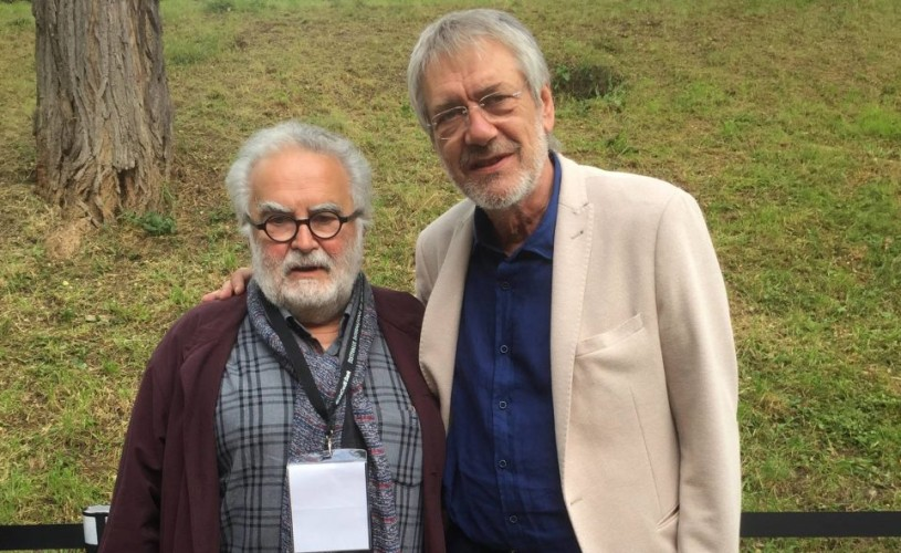 Marcel Iureș și George Banu în dialog la UTE Fest