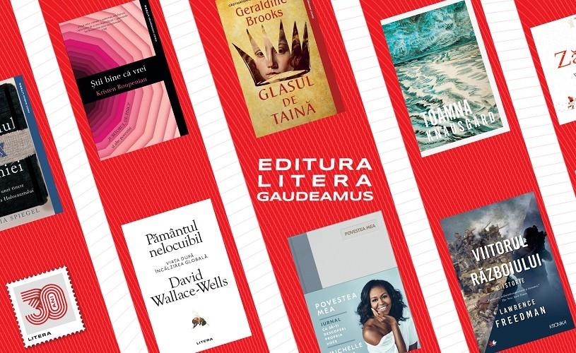 Editura Litera, la Gaudeamus 2019