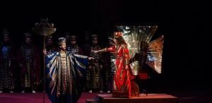 """Dragana Radakovic, invitată în spectacolul """"Nabucco"""" de pe scena Operei Naționale București"""