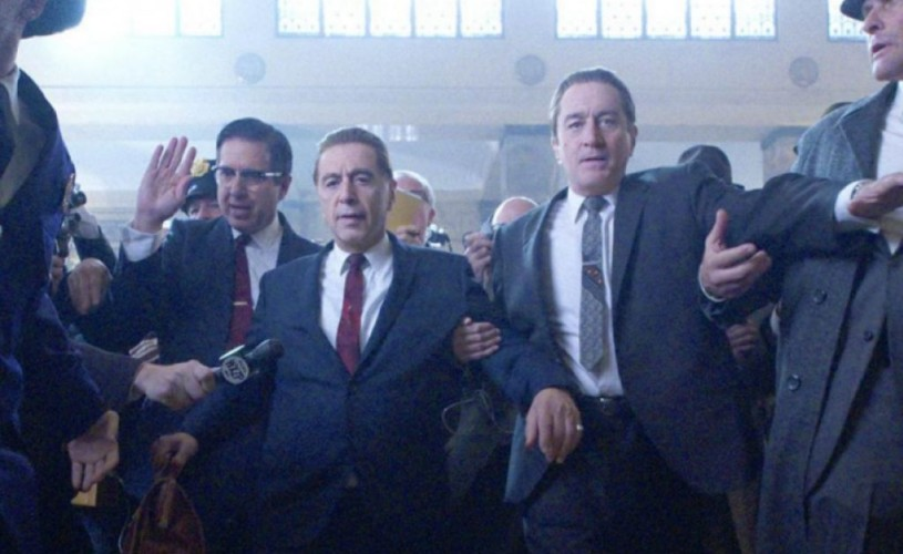 """The Irishman"". Epic ★★★★"