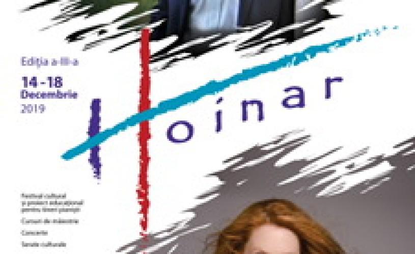 """""""Hoinar"""", festival de pian, ediția a III-a"""