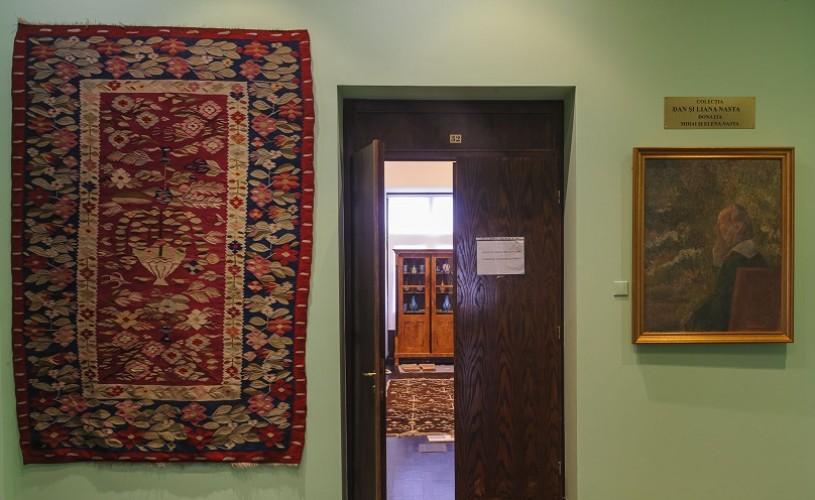"""Colecția """"Dan şi Liana Nasta"""", la Muzeul Colecțiilor de Artă"""
