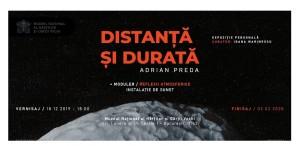 Expoziţie temporară de Adrian Preda, la Muzeul Național al Hărților și Cărții Vechi