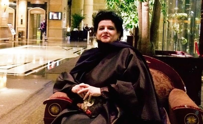 Mariana Nicolesco prezintă liedul românesc la Televiziunea Națională