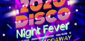 """Revelion 2020. Disco Night Fever"", în Piața Constituției"