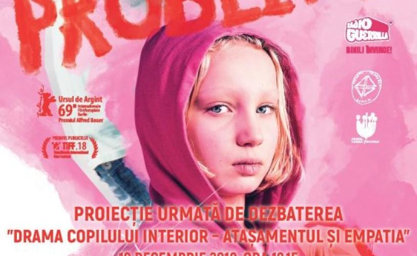 """Proiecție specială """"Copilul-problemă"""" pe 19 decembrie, la Cinema Muzeul Țăranului"""